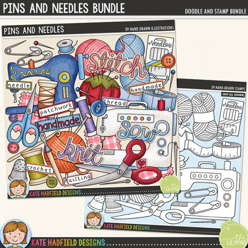 Pins and Needles Bundle