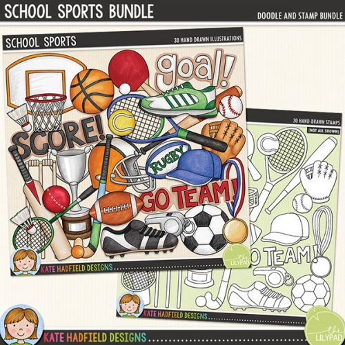 School Sports Bundle