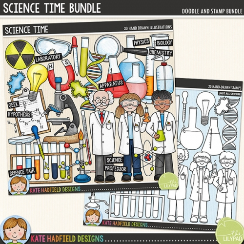Science Time Bundle