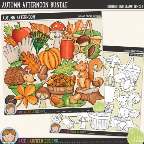 Autumn Afternoon Bundle