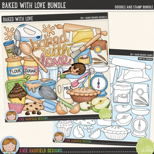 Baked With Love Bundle