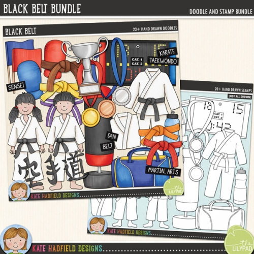 Black Belt Bundle