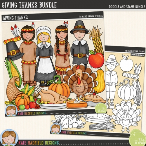 Giving Thanks Bundle