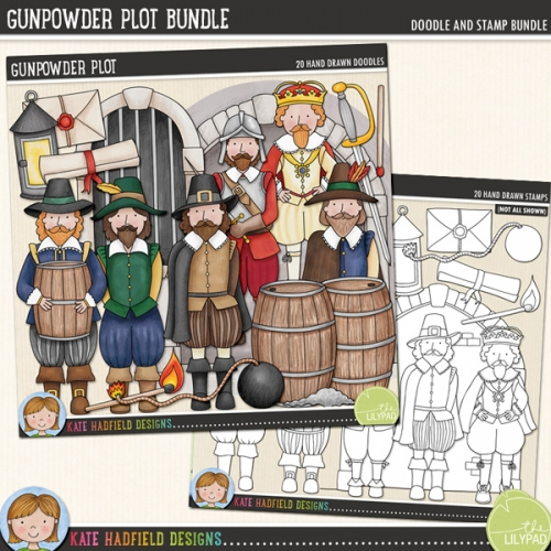 Gunpowder Plot Bundle