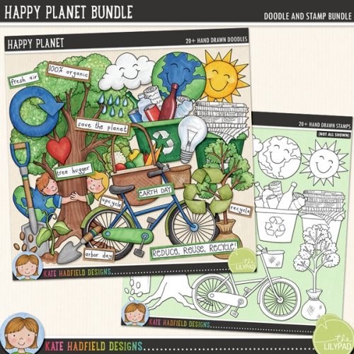 Happy Planet Bundle