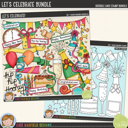 Let's Celebrate! Bundle