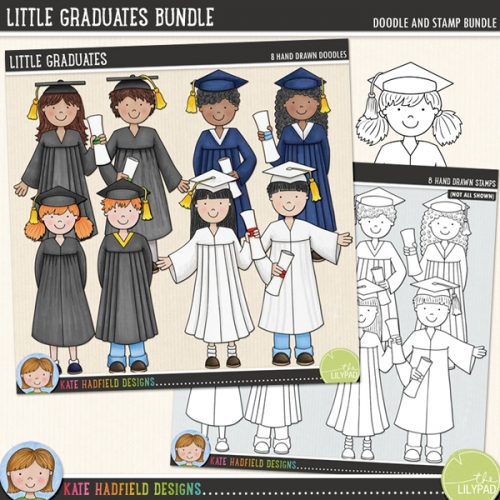Little Graduates Bundle
