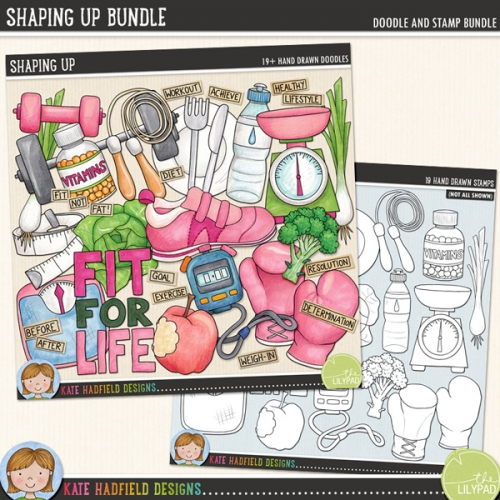 Shaping Up Bundle