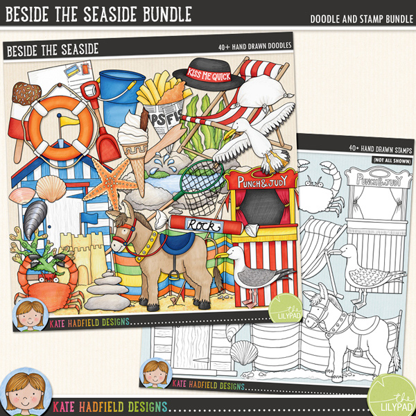 Beside The Seaside Bundle