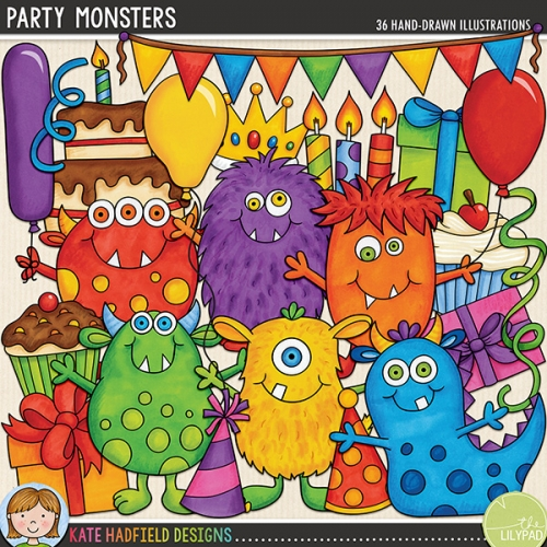 Party Monsters