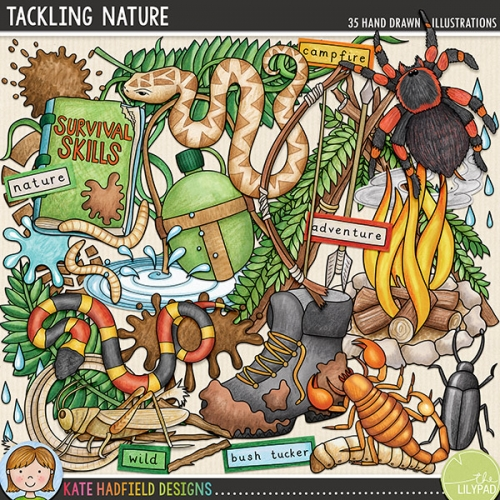 Tackling Nature