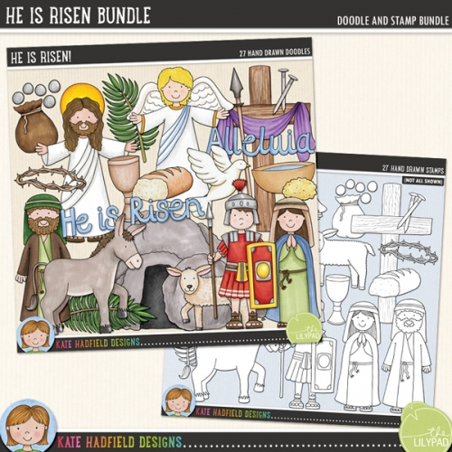 He Is Risen! Bundle