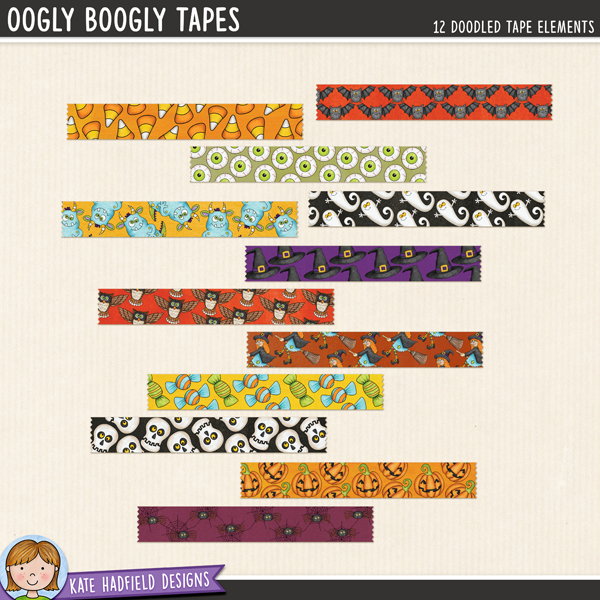 Oogly Boogly Tapes