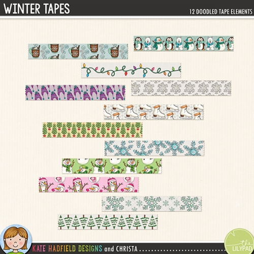 Winter Tapes