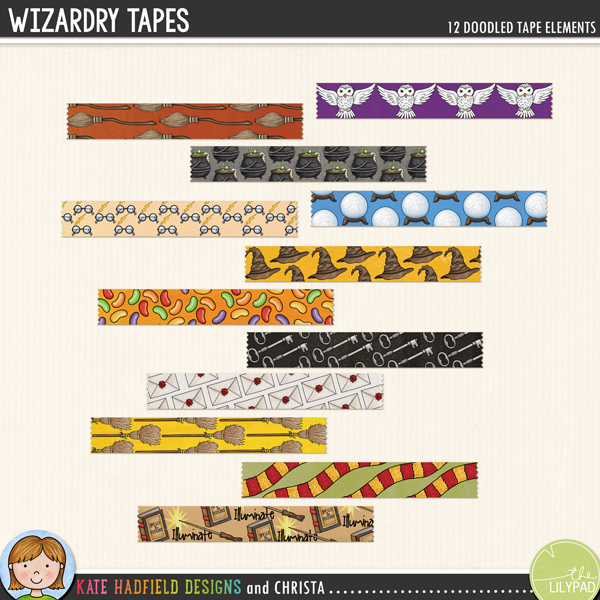Wizardry Tapes
