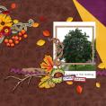 Autumnal Overlays