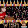 Bring on the Cake Alphabet
