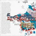 Stars 'n Stripes alphabet
