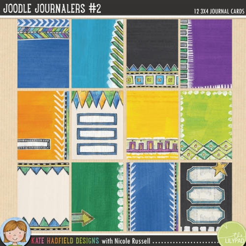 Joodle Journalers 2
