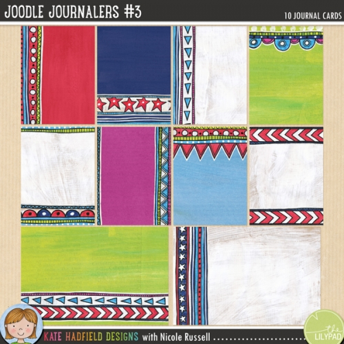 Joodle Journalers 3
