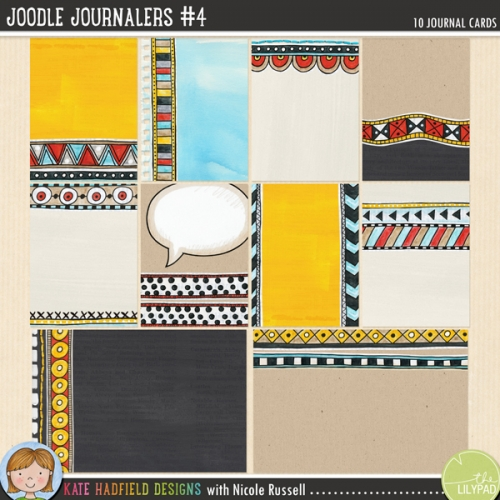 Joodle Journalers 4