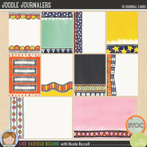 Joodle Journalers