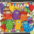 Party Monsters Kit