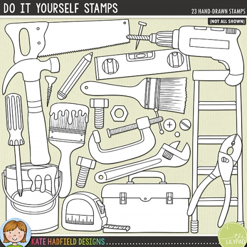 Do It Yourself Stamps