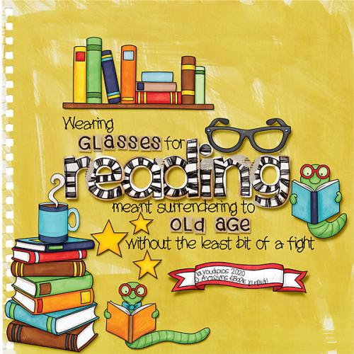 Glasses For Reading