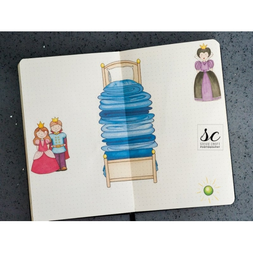 Bujo: Once Upon a Mattress