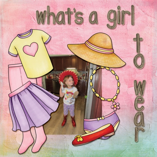 What's a Girl to Wear