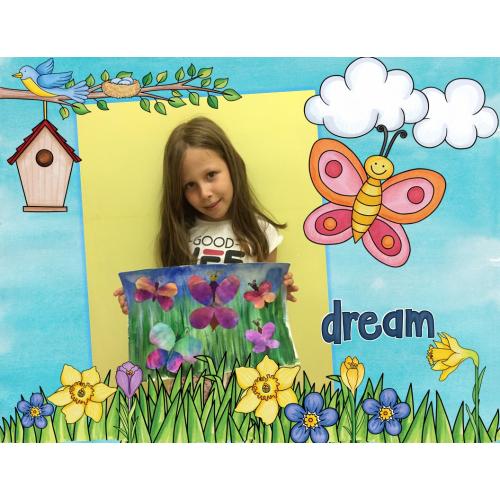 Yael's Butterflies