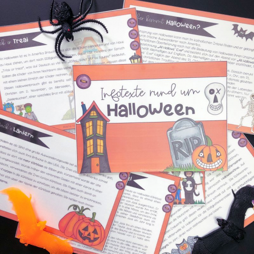 Informations about Halloween