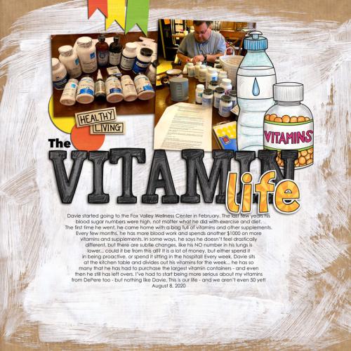 The Vitamin Life