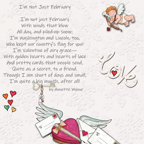 an Ode to February