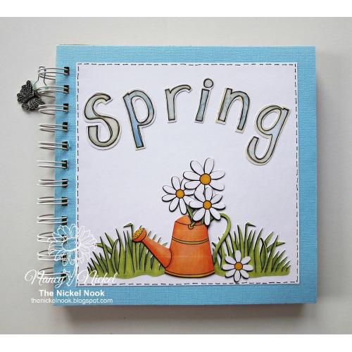 Spring Mini Album Cover