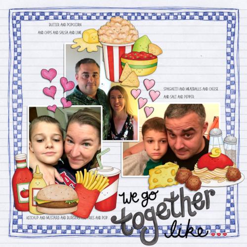 We go together 1