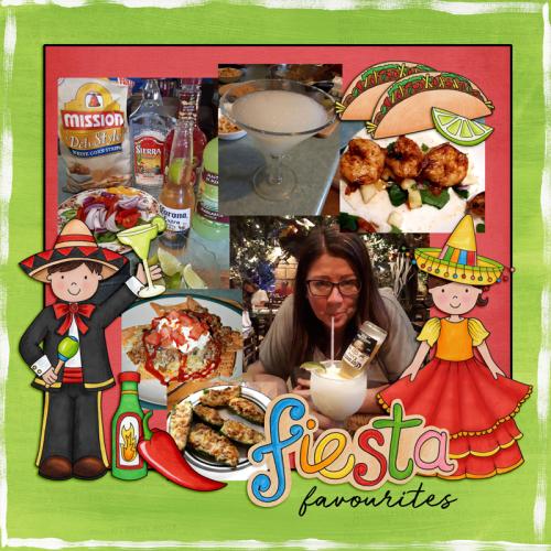 Fiesta Favourites
