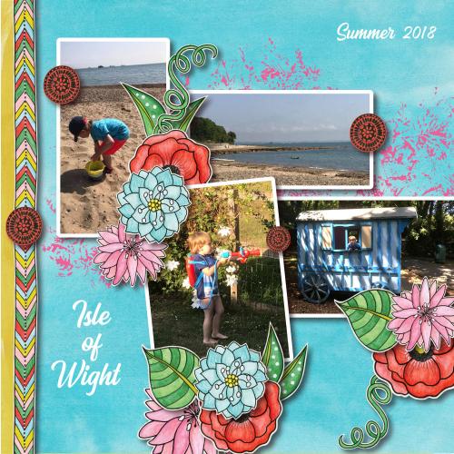 Isle of Wight Summer 2018