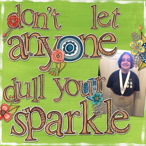 Keep Your Sparkle