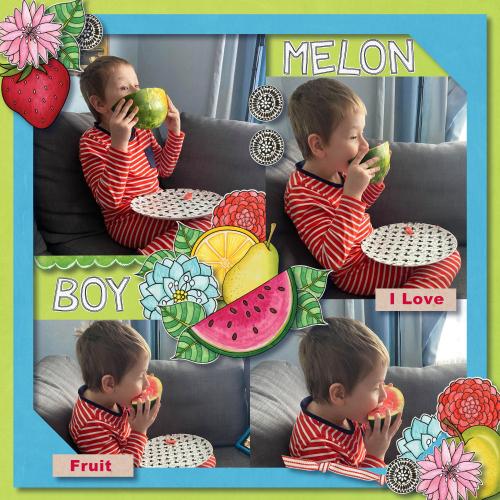 Melon Boy