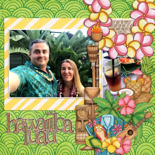 Hawaiiloa Luau (right)