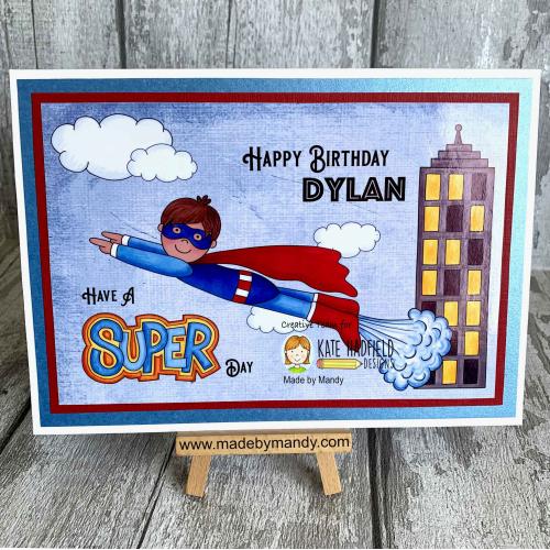 Dylan's Super Duper Birthday