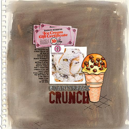Quarterback Crunch