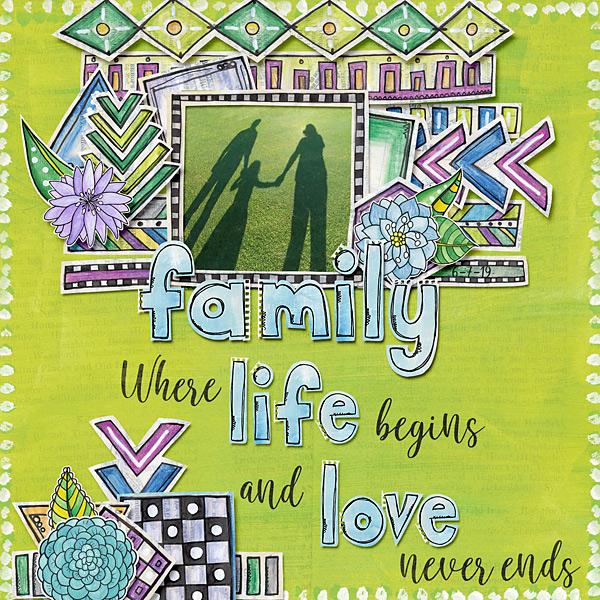 Kate Hadfield:Art Joodles: Geometricshttps://katehadfielddesigns.com/shop/art-joodles-geometricsEdgy papershttps://katehadfielddesigns.com/shop/edgySpiral bound alphahttps://katehadfielddesigns.com/shop/spiral-bound-alphaArt Joodles Mixed Bag 2 (some recolors)https://katehadfielddesigns.com/shop/art-joodles-mixed-bag-2template: Clustered template by Kate Hadfield and Kirstiefont: Calissha Script