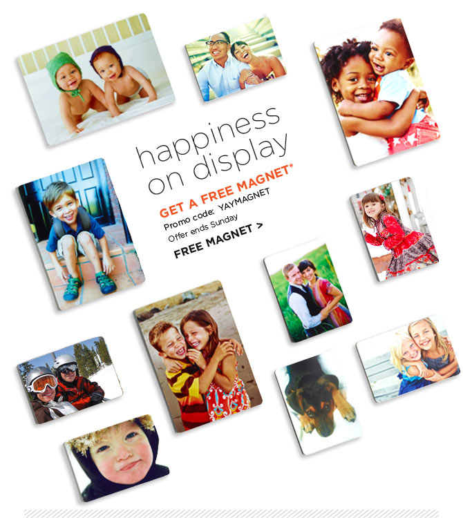 Inbox Inspiration - email from Shutterfly
