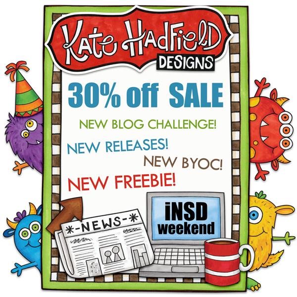 Kate Hadfield iNSD info