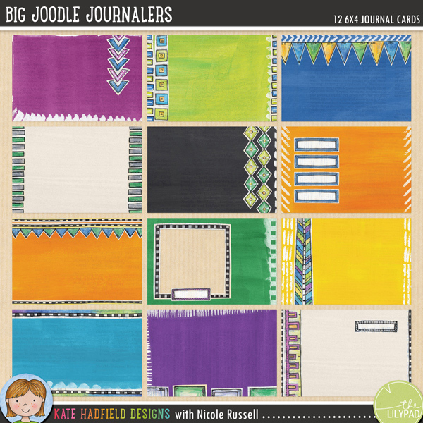 Big Joodle Journalers