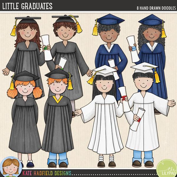 Little Graduates by Kate Hadfield