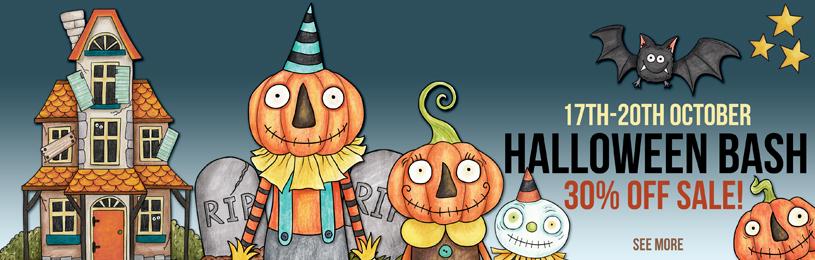 Halloween Bash Kate Hadfield Designs